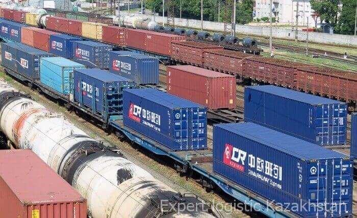 Временное ограничение Казахстана на транспортировку грузов в КНР