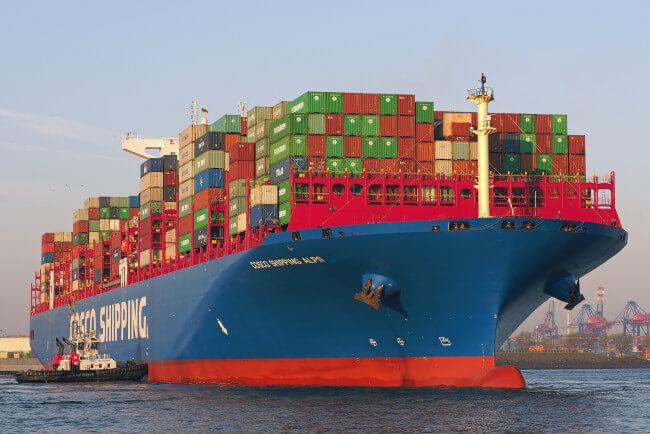 доставка морских грузов на казахстанских судах