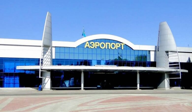 аэропорт в Усть-Каменогорске